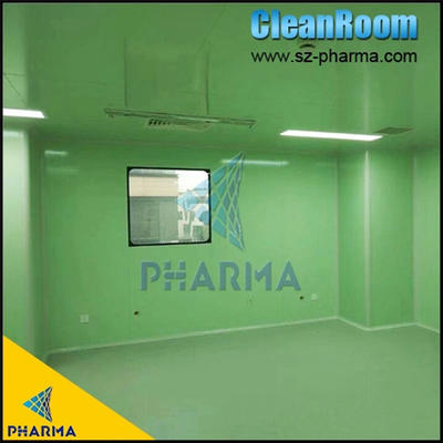 Beverage Industry Cleanroom ISO7 ISO8