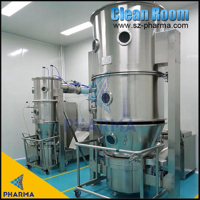 GMP Standard Pharmaceutical Cleanrooms For Tablet Capsule Production