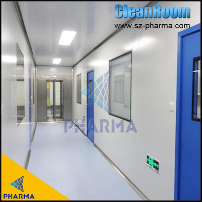 Cosmetics Industry Cleanroom