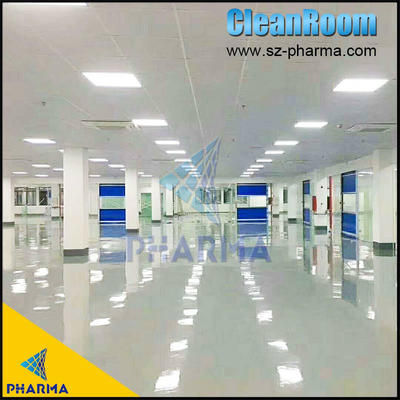 Food Industry Engineering Cleanroom