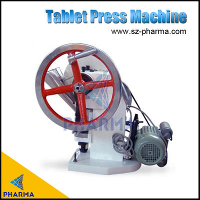 TDP5 Lab Pharmaceutical Tablet Press Machine