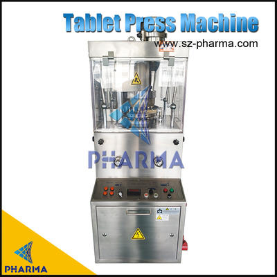 Automatic ZP12 ZP15 ZP17 Rotary Tablet Press Machine