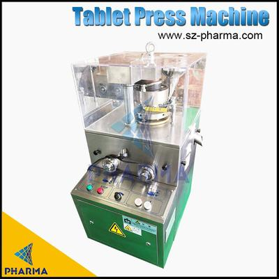ZP-5, ZP-7, ZP-9 Rotary Tablet Press