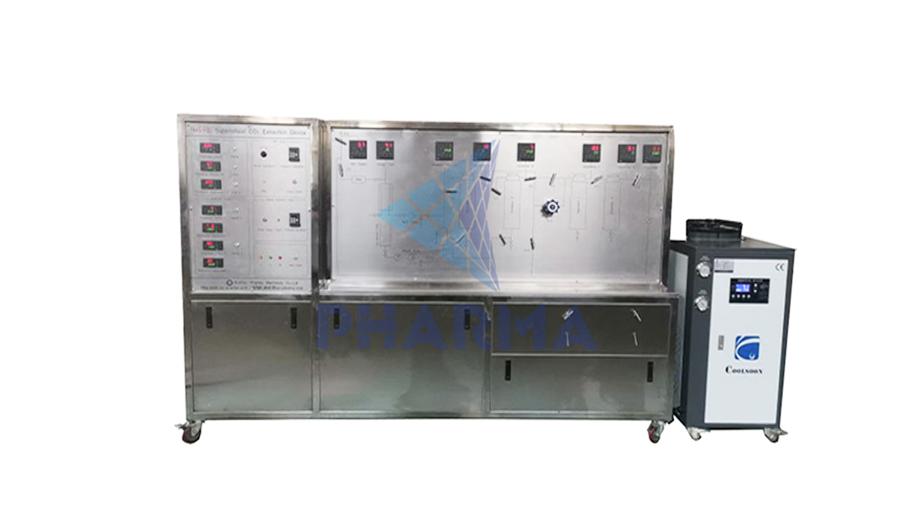 CBD Oil Supercritical Extraction Equipment